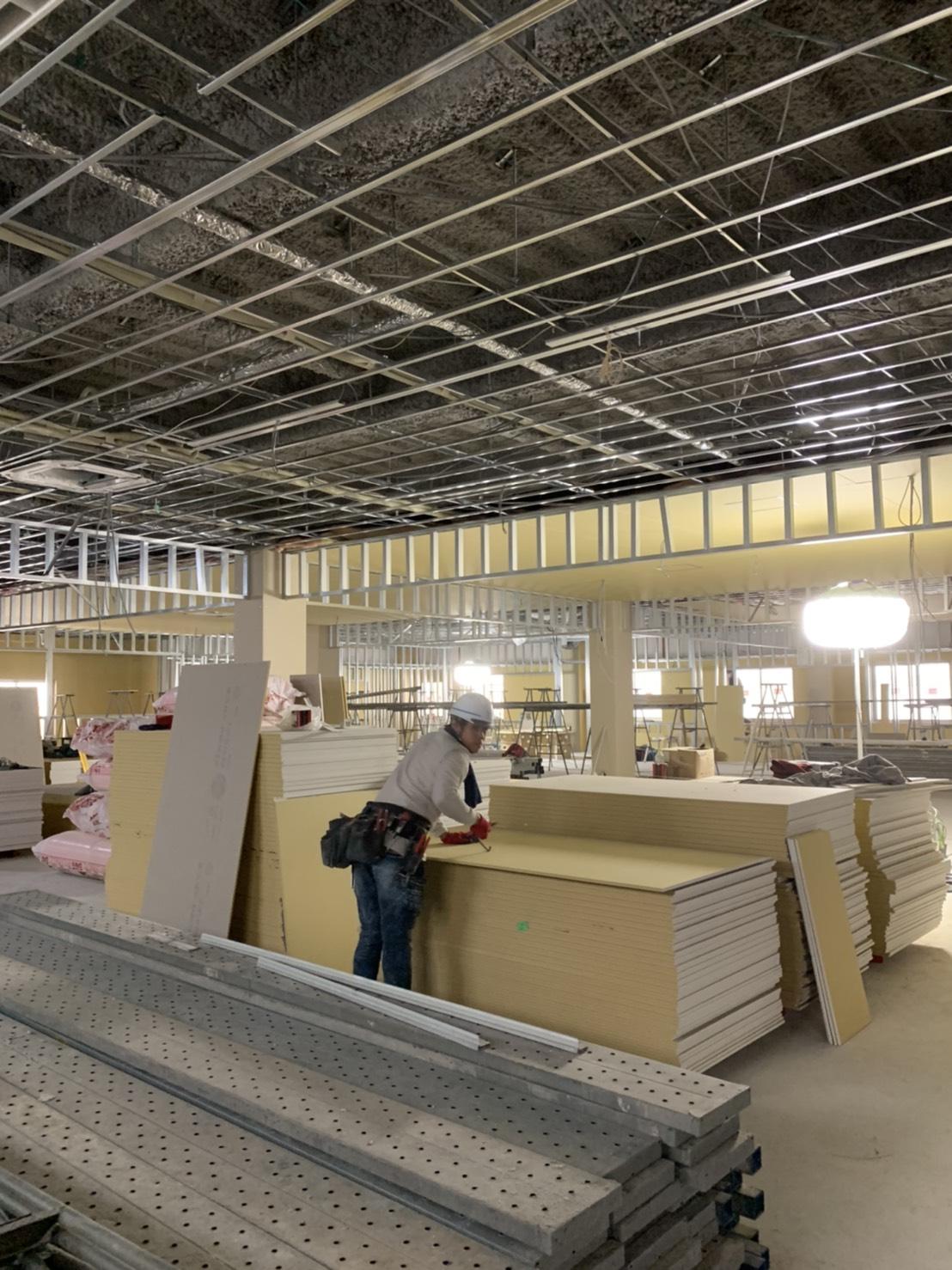 京都市 某工場新築工事