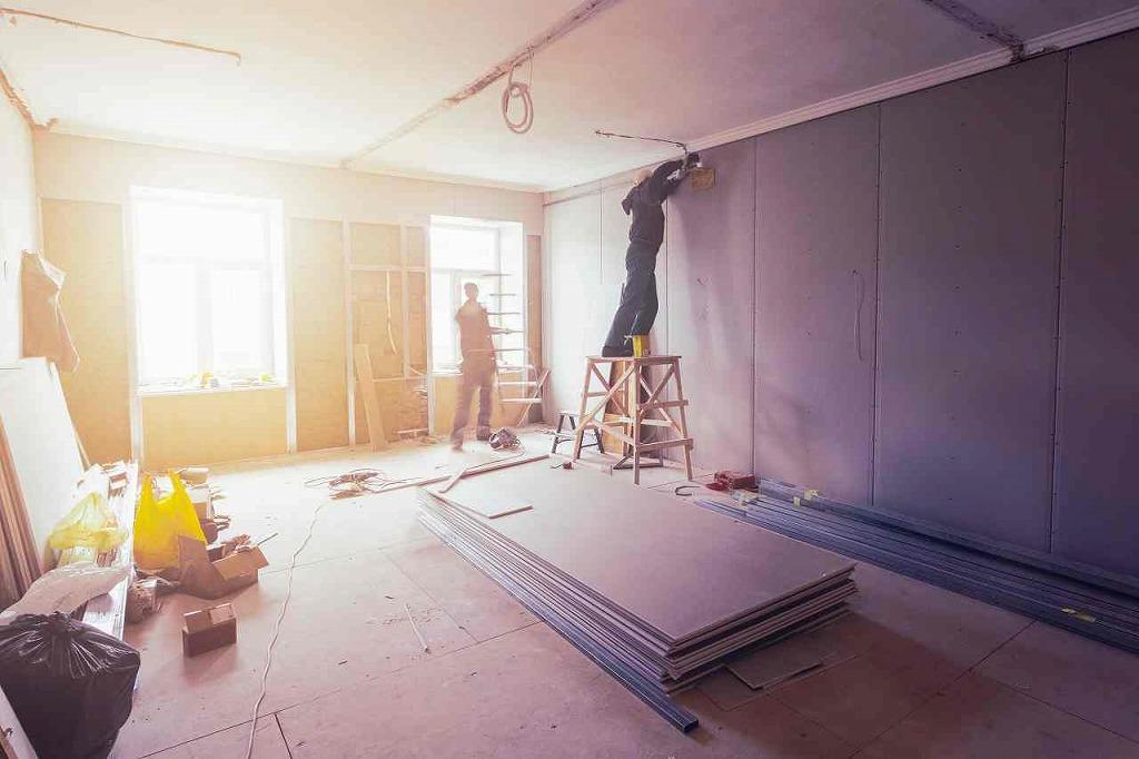 【求人中】京都市など近畿エリアの軽天工事や内装・改修工事に対応!